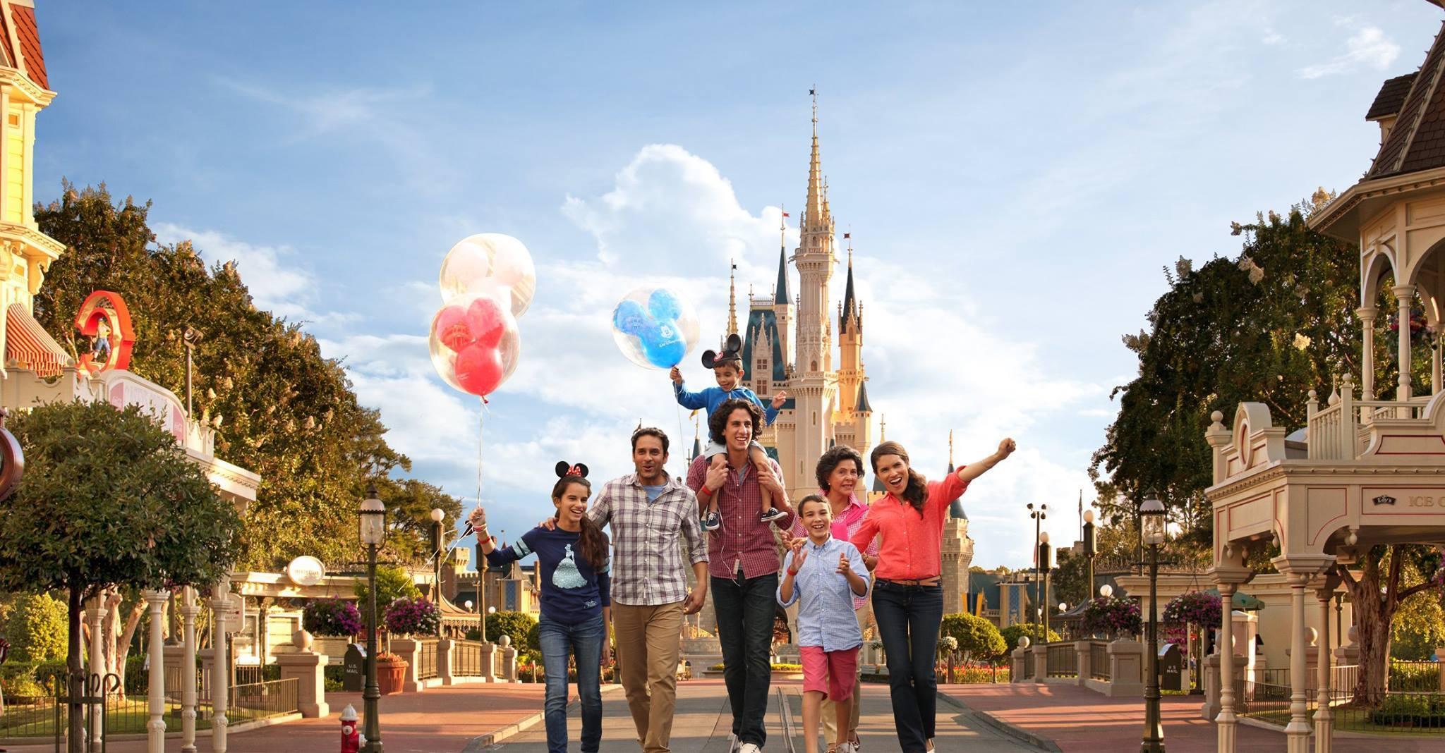 Walt Disney tiene mgicas ganancias Expansin